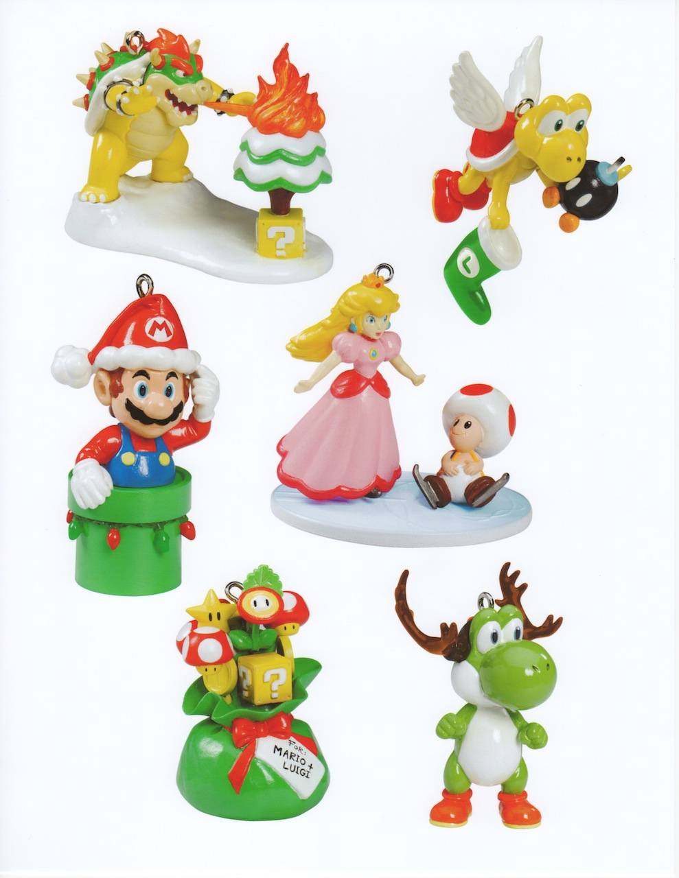 Nintendo Christmas.Nintendo Christmas Ornaments Moondevil Studio